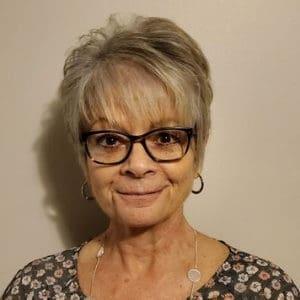 Head shot of Lori Douglass